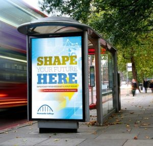 Bus Stop Advertising. Top Advertising Companies London